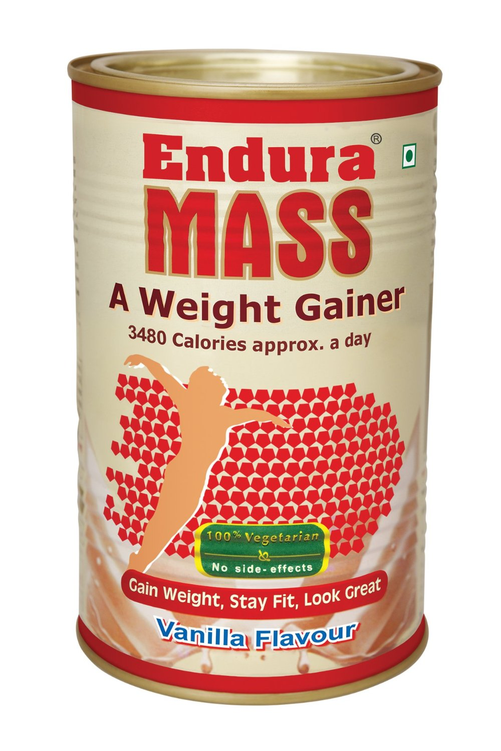 (Vanilla Flavour) Weight Gainer