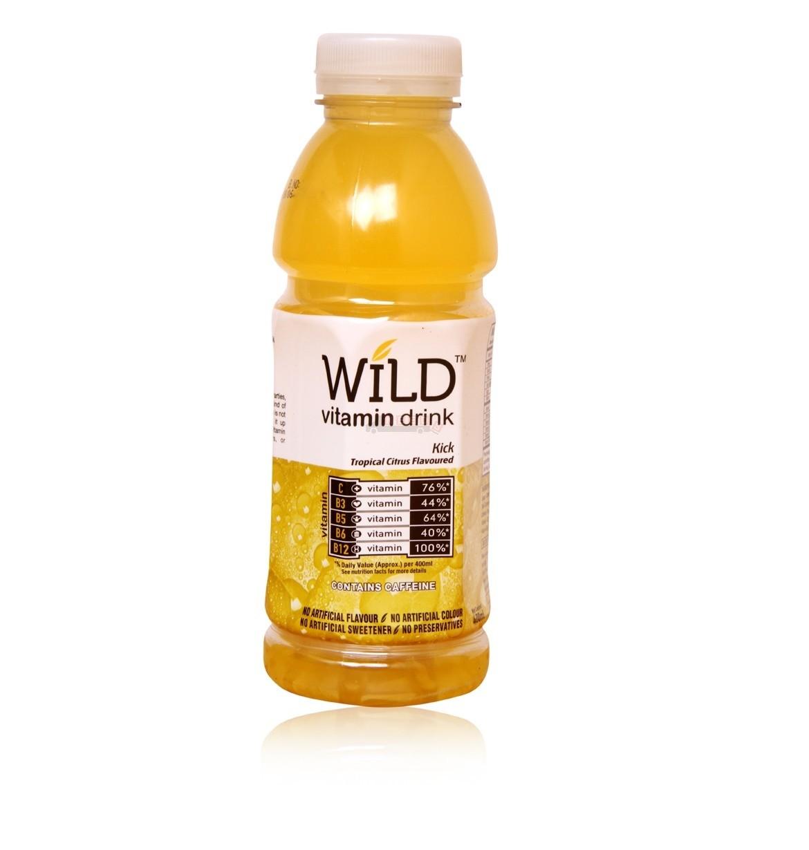 Vitamin Drink (proprietary food)