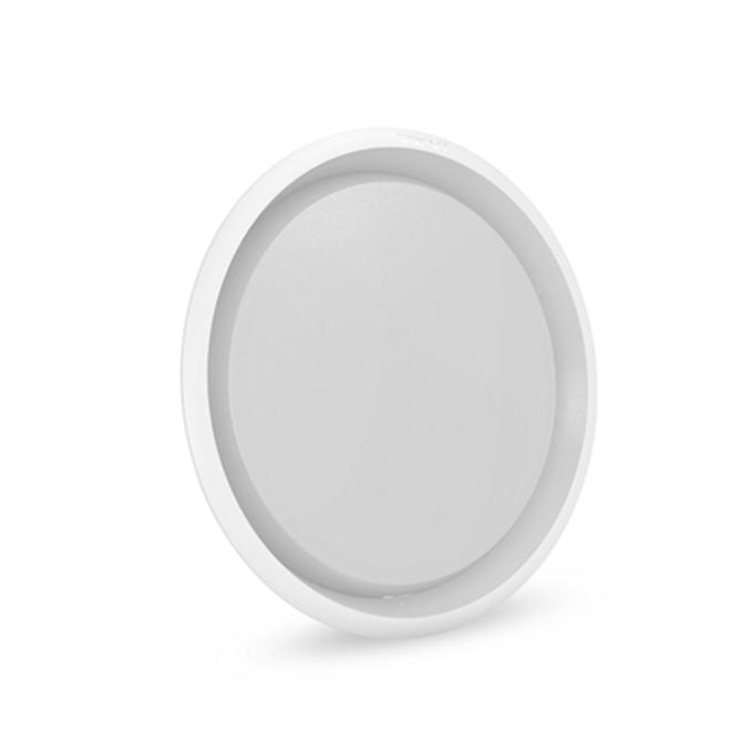Flat 8 Easy White