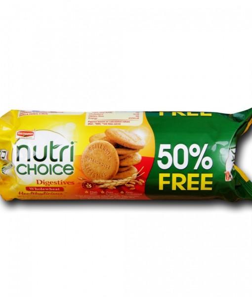 Nutrichoice Fibre-Rich Biscuits