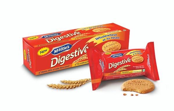Digestive Fibre Biscuits