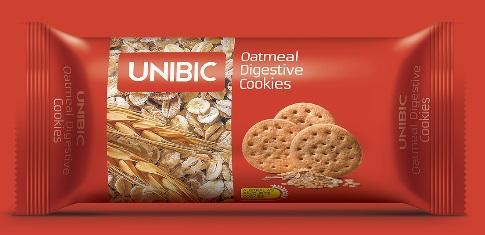 Oatmeal Digestive Cookies