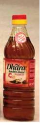 Mustard Oil (Kachchi Ghani)