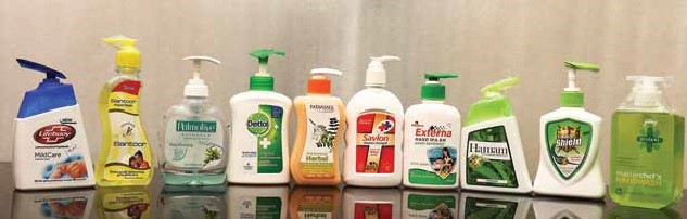 It May Also Contain Permissible Synthetic Detergents They Quickly Form A Rich Lather While Using With The Water Hand Wash Liquid Antibacterial
